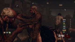 TranZit 8 Player Gameplay! - Black Ops 2 Zombies