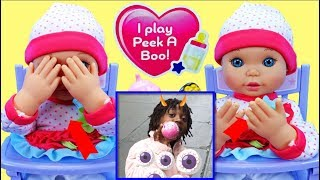 """""""Babie Playing"""" Fun Baby Doll Compilation - Baby Bedtime"""