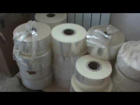 Подпольное производство поддельных сигарет в ЮКО. Оперативное видео.