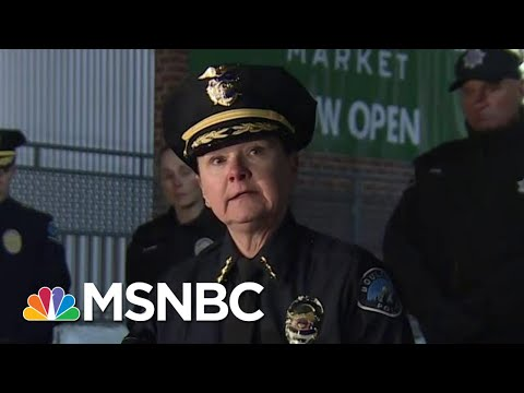 10 People Killed In Shooting At Boulder Grocery Store | MSNBC