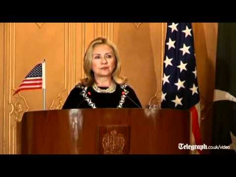 Hillary Clinton: Gaddafi death is start of a 'new era' for Libyans