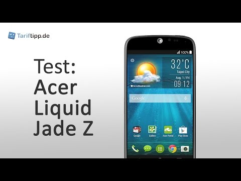 Acer Liquid Jade Z | Test deutsch