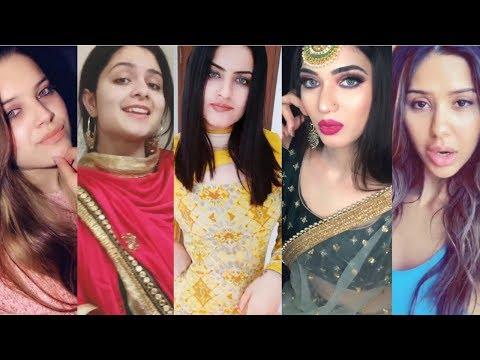 Musically Punjabi Girls Tiktok Video #4   Kala Doria Kunde Naal Adya Ee Oye   Askofficial