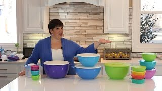 Tupperware Facebook Demo 1