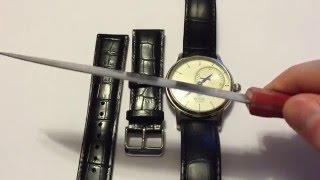 Замена ремешка на часах в домашних условиях (Change a watchband)