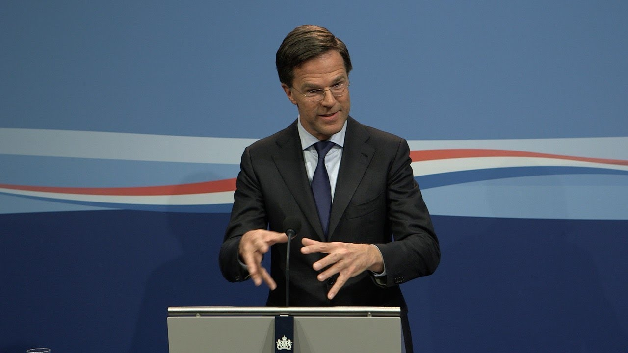 Integrale Persconferentie MP Rutte Van 20 April 2018