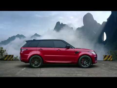 Range Rover Sport Phev Takes On The Dragon