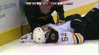 NHL Missed Checks