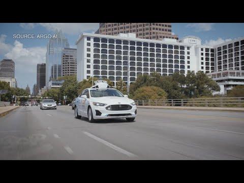 Argo AI CEO Salesky Sees US Deployment of Autonomous Vehicle