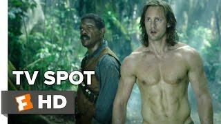 The Legend of Tarzan Extended TV SPOT - Akut (2016) - Alexander Skarsgård Movie HD