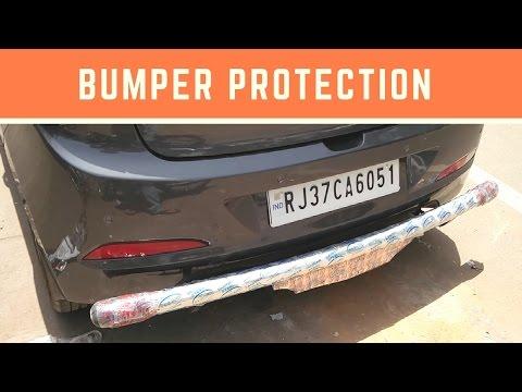 कितना काम का ? Steel / Aluminium Car Bumper   Bull bar
