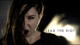 RAGE OF LIGHT - Lead the Riot (OFFICIAL VIDEO)