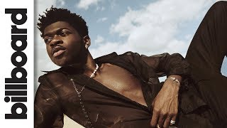 Lil Nas X's Billboard Cover Shoot: COVER'D
