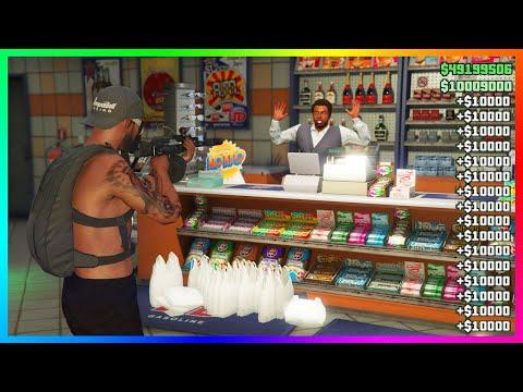 GTA 5 Online Money Glitch 2018! 1.45 (PS4/XBOX/PC)