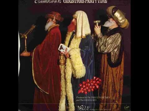 The Three Wise Men - Countdown to Christmas Party Time