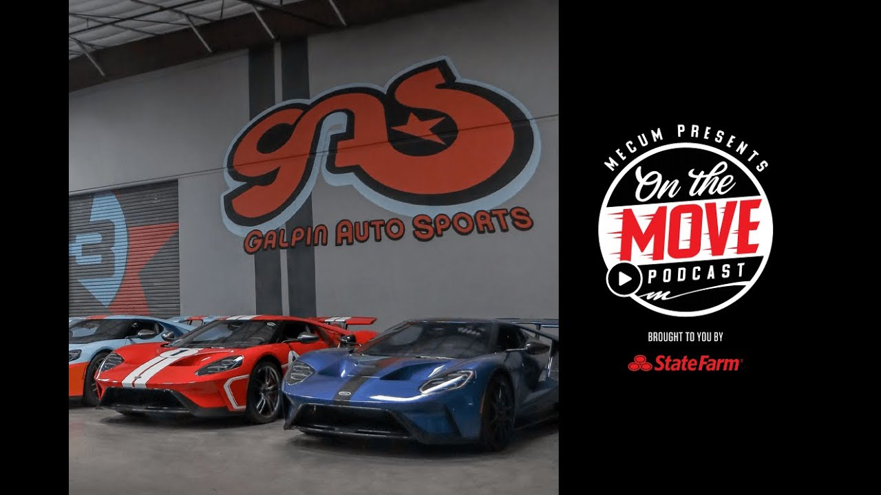 Mecum On The Move Podcast: EP 58  Up to Speed with Galpin Motor's Beau Boeckmann