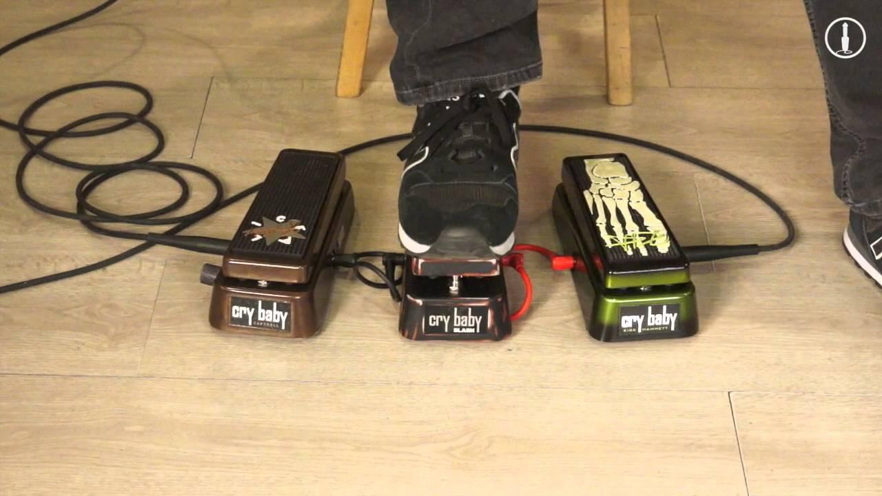 Jim Dunlop Signature Jerry Cantrell Slash Kirk Hammett