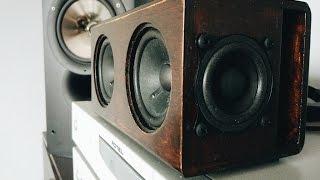 DIY bluetooth speaker build - Visaton, TDA7492P 2x20W