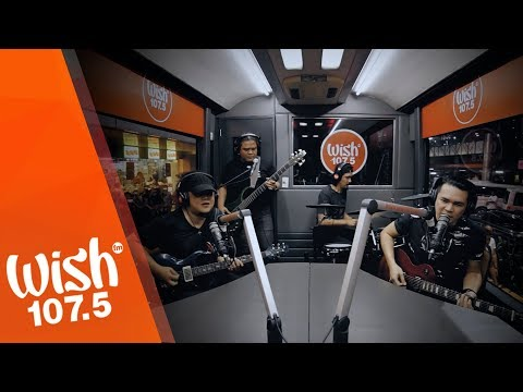 "Cueshé performs ""Stay"" LIVE on Wish 107.5 Bus"