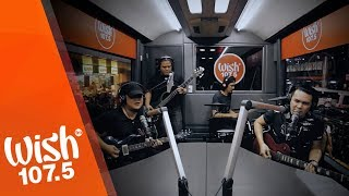 """Cueshé performs """"Stay"""" LIVE on Wish 107.5 Bus"""