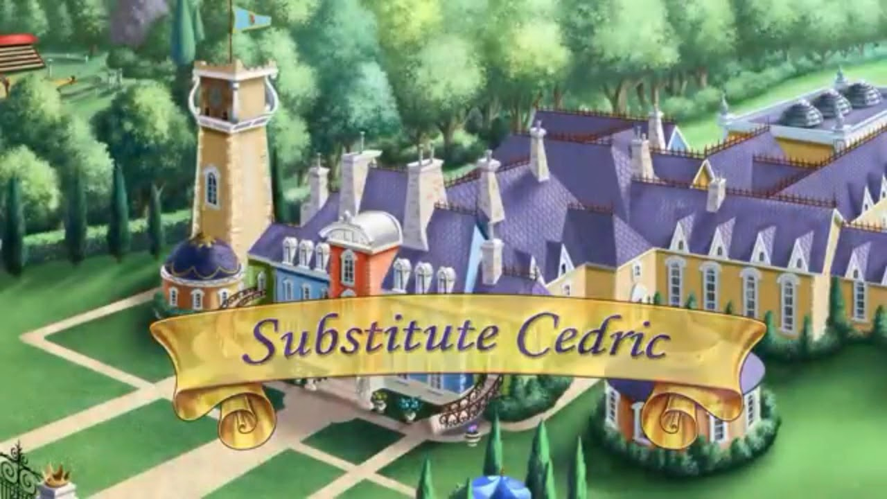 Download Sofia the first || Substitute Cedric || Full Episode Part 01 in Hindi || Sofia Hindi