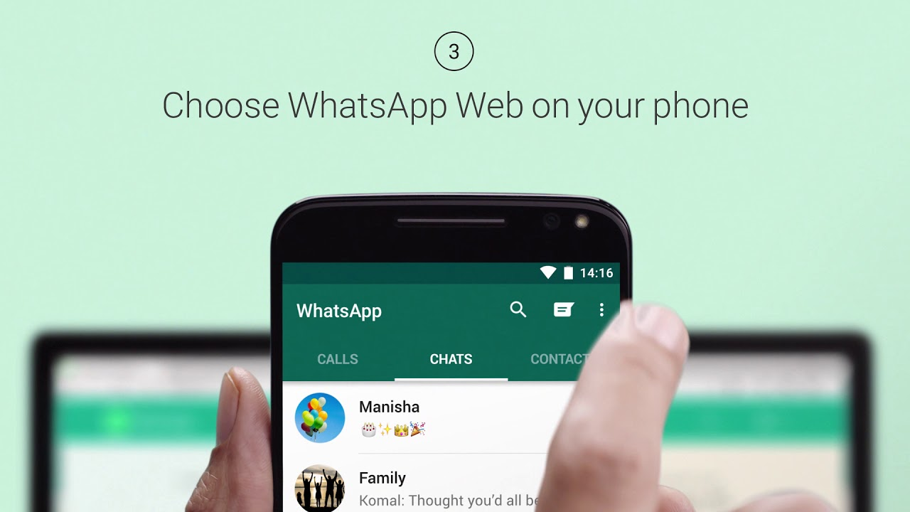 WhatsApp FAQ - How to use WhatsApp on computers