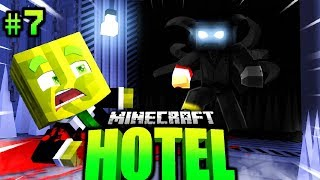 Das EXPERIMENT ist AUSGEBROCHEN?! - Minecraft HOTEL #07 [Deutsch/HD]