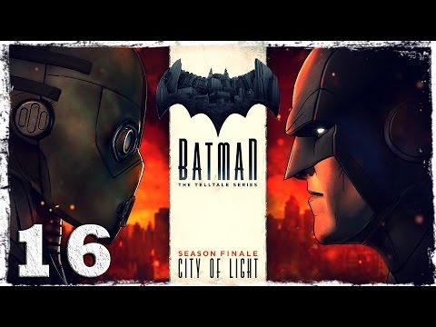 Смотреть прохождение игры Batman: The Telltale Series. #16: Похищение.