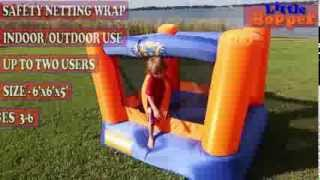 Little Bopper Inflatable Bounce House by Blast Zone