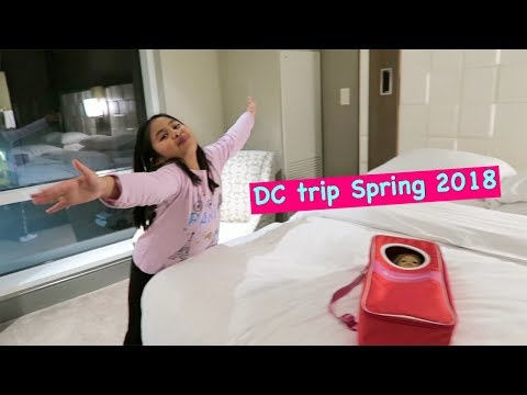 DC trip Spring 2018 Day 1 Adventure
