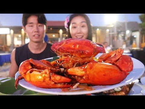 MUKBANG SEAFOOD DI BALI!