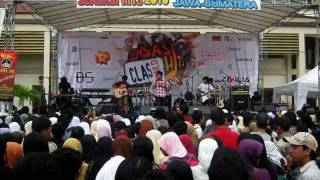 Cereal Indonesia - Fallin In Love (cover J-rock) live Semarang