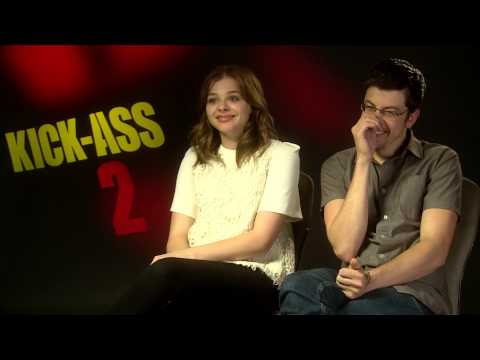 KickAss 2: Q&A with Chloe Grace Moretz and Christopher MintzPlasse