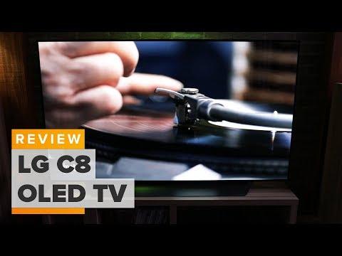 LG C8 OLED TV review: Yep, it