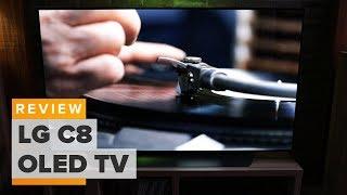 LG C8 OLED TV review: Yep, it's the best