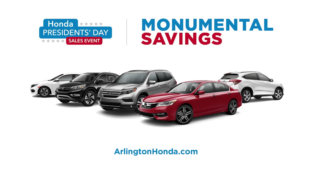 Brown S Arlington Honda Presidents Day Event