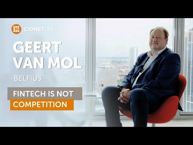 Geert Van Mol – Belfius – The Future of Banking