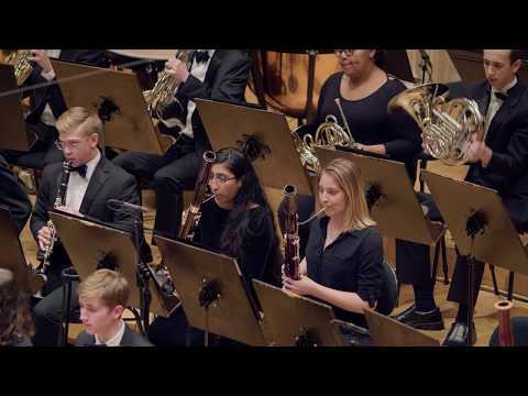 SIBELIUS: Violin Concerto, In D Minor, Op. 47, Movement I | CYSO's Symphony Orchestra