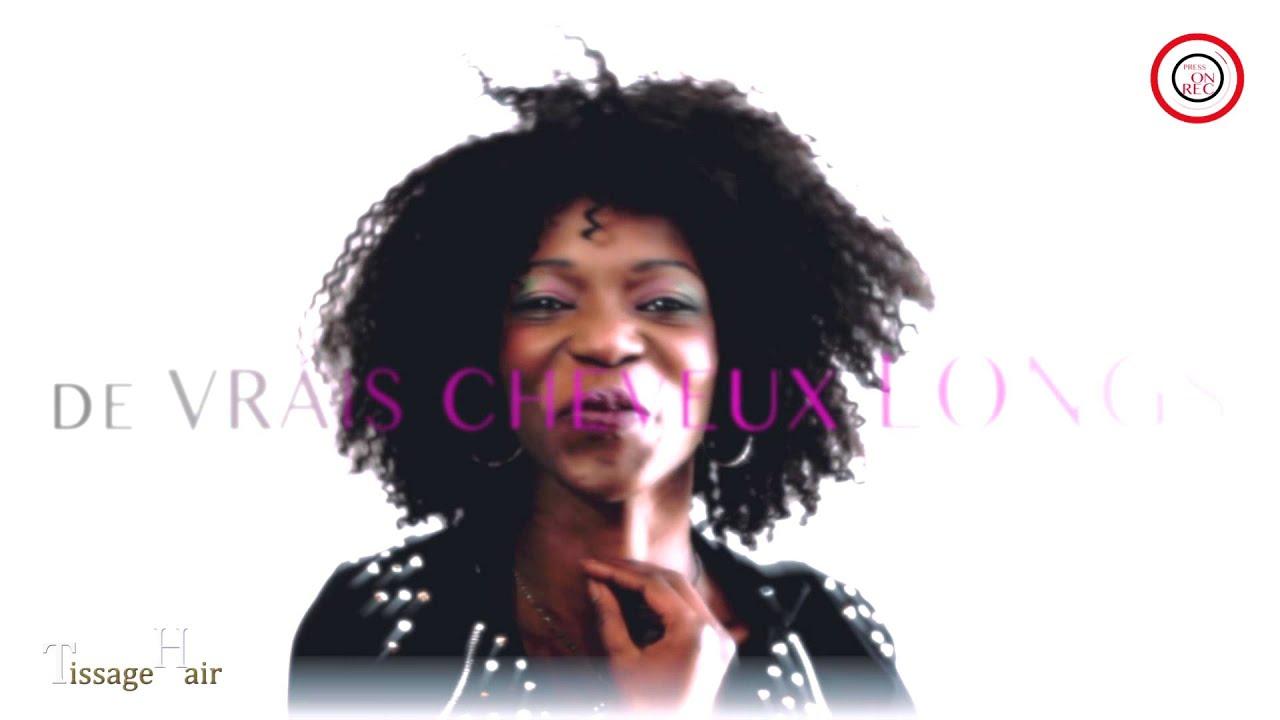 Tissage Hair P 233 Sente L Extension Afro Pour La Femme Aux