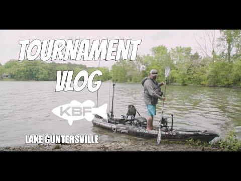 Kayak Fishing Lake Guntersville | Pre-Tournament VLOG | KBF TRAIL SERIES