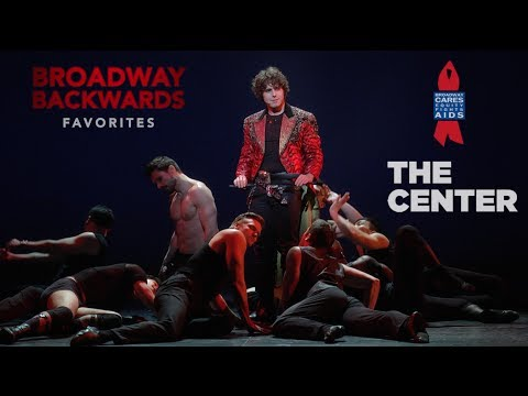 "Josh Young ""Bring On The Men"" - Broadway Backwards 2013"