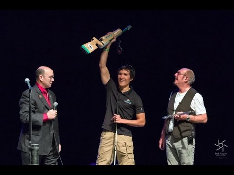 Ian Anderson (Jethro Tull) launches Olympic Dream of a war blinded veteran