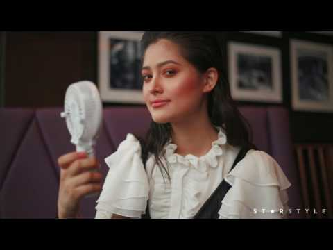 Maureen Wroblewitz Shows Us 10 Things Inside A Model's Bag