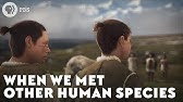 When We Met Other Human Species