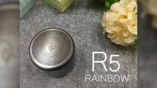 Rainbow R5 藍芽喇叭   Rainbow彩虹全球Rainbow行動電源 小R
