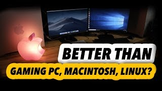 What's better than Gaming PC, Macintosh, Hackintosh or Linux workstation?