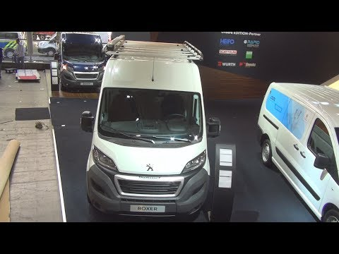 Peugeot Boxer City Worker Edition L2H2 335 2.2 l HDi 130 Exterior and Interior