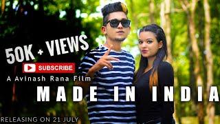 Guru Randhawa: MADE IN INDIA   AVINASH RANA   TEAM TORNADO   Love Story Song   DEHRADUN   2018