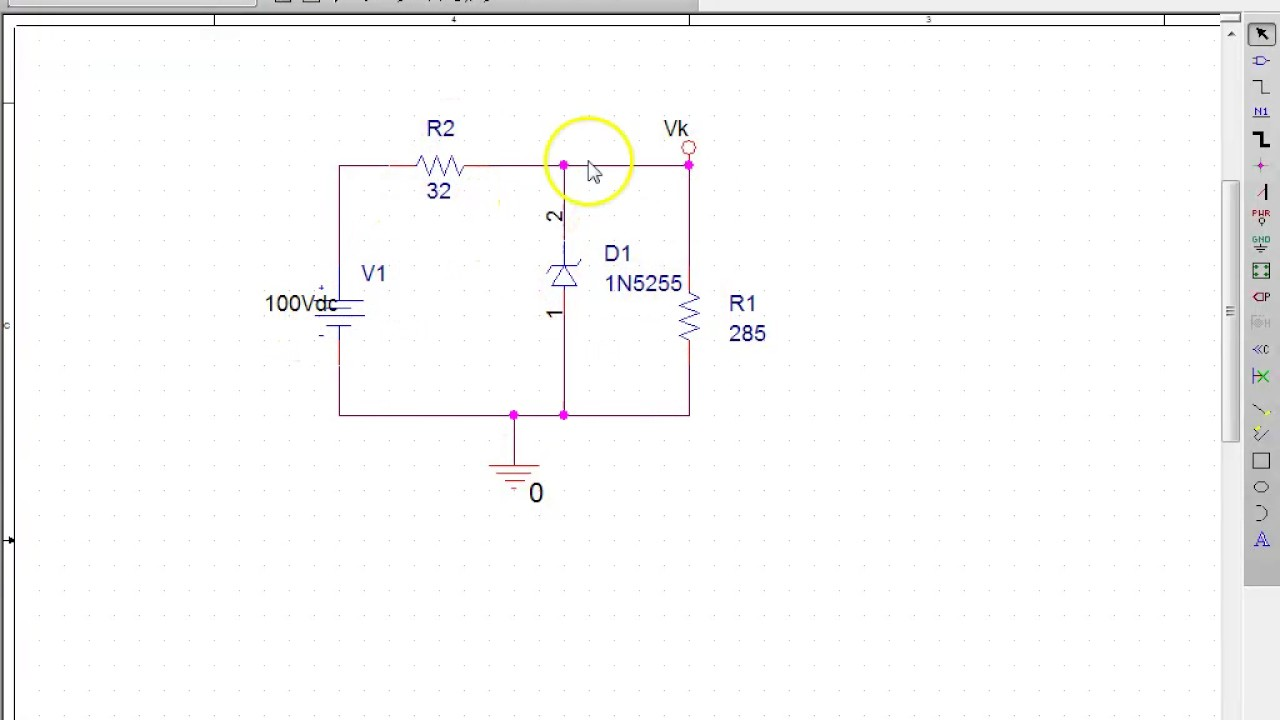 Orcad Zener As Voltage Regulator Youtube Current Output Multiplier For 78xx