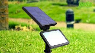 Lampy solarne Gutta - modele - GUTTA